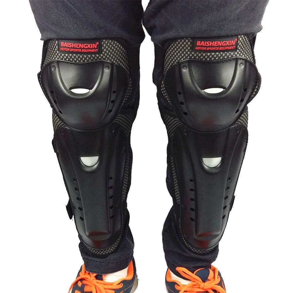 PROKTH Ginocchiera Ginocchiere Protezioni Moto Protezioni Anti-Shock Ginocchiere Adulti ATV Moto