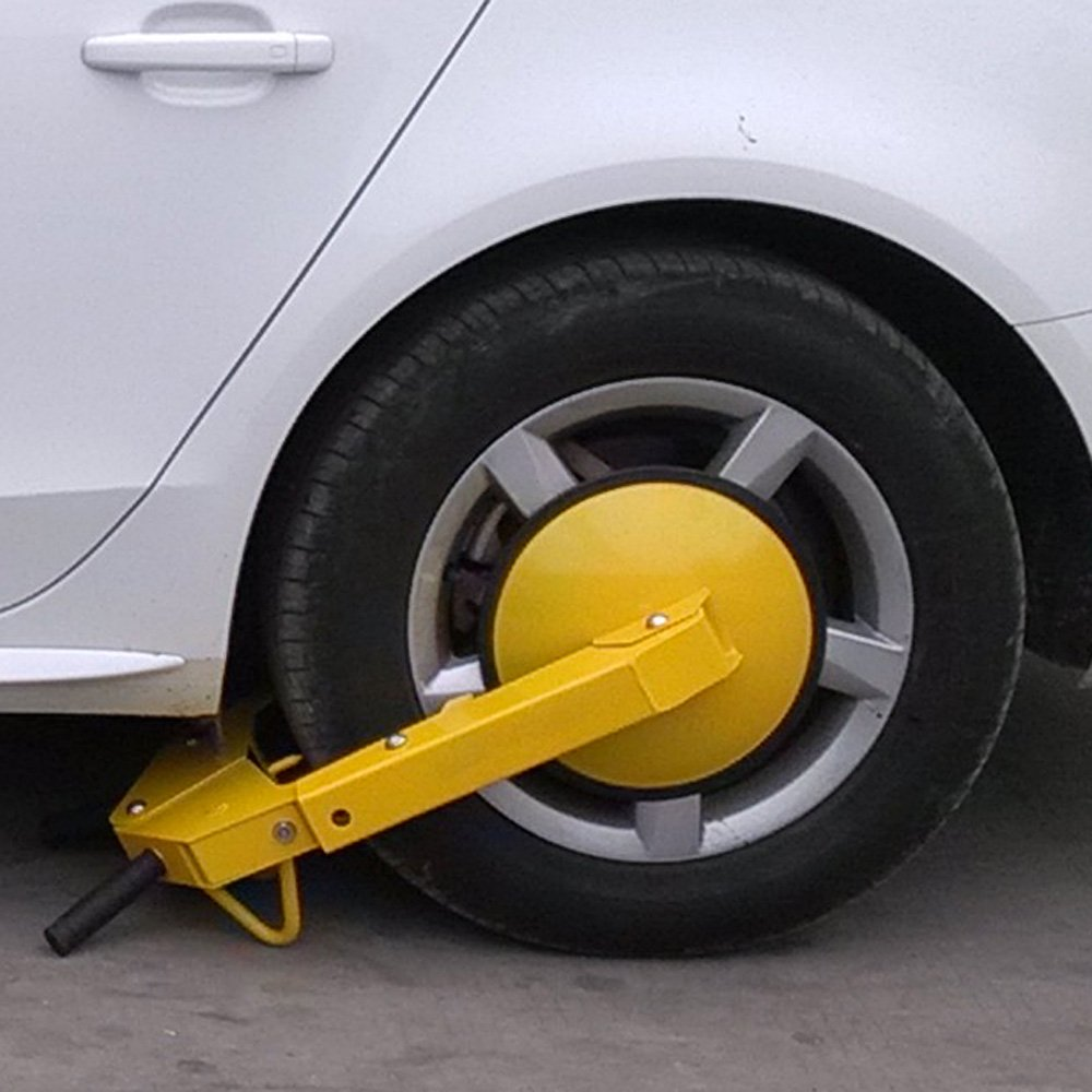 Boat Trailers Heavy Duty Anti Theft Towing Security Device 4350449788 Motorhot Wheel Lock Clamp Boot Tire Claw Auto Car Parking Truck ATV RV