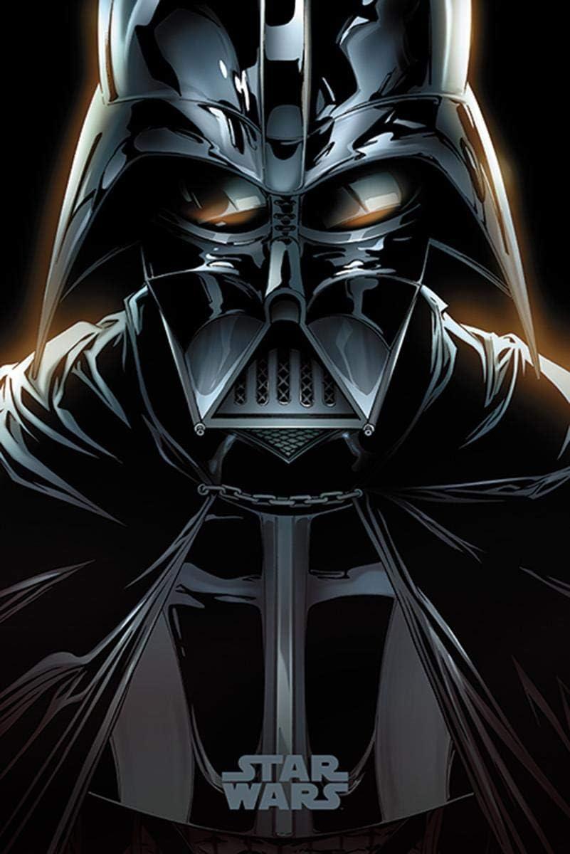 """Star Wars Darth Maul 24/"""" x 36/"""" movie poster print"""