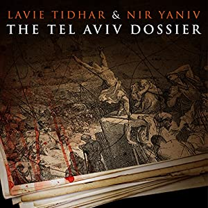 Image result for nir yaniv and lavie tidhar cover