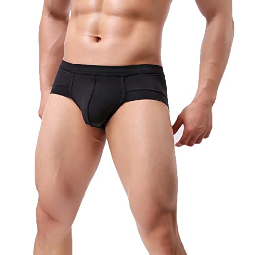 4fa114cae4 Clearance Sale! Fashion Underpants Knickers Sexy Mens Boxer Briefs Shorts  Underwear Pant (2X,