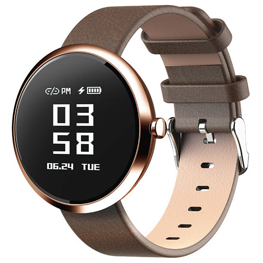 DSMART H2 Smartwatch Sports Smart Watch Fitness Activity Tracker with Procise and Accurate Heart Rate Blood Pressure Sleep Monitor Bluetooth Health ...