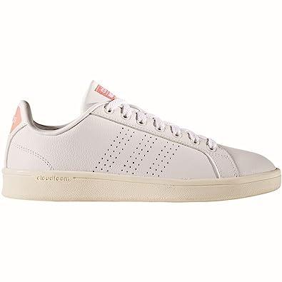 131a6704adae72 adidas Damen Cloudfoam Advantage Clean Sneaker  Amazon.de  Schuhe ...