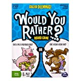 Spin Master Games Would You Rather Crazier Dilemmas Board Game