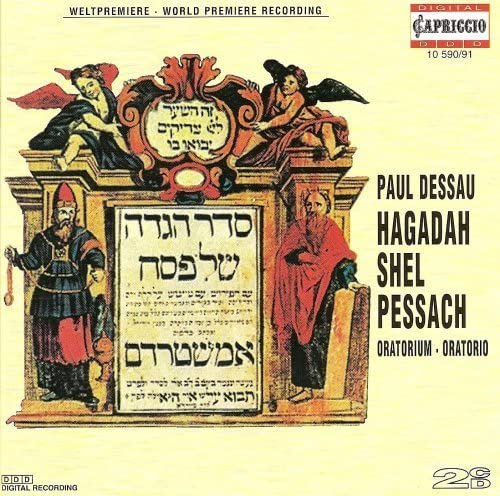 Hagadah Shel Pessach by Dessau, P. : Dessau, P.: Amazon.it: Musica
