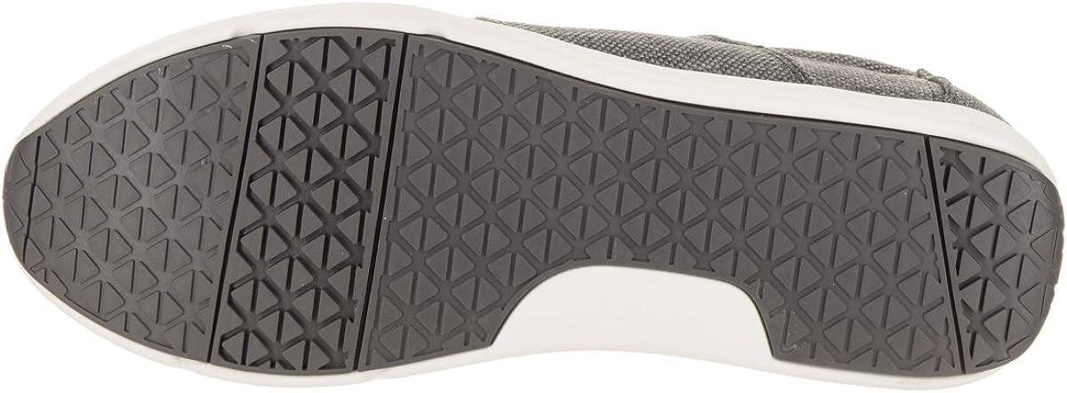 TOMS Del Rey, Sneakers Basses Femme Steel Grey Polycanvas