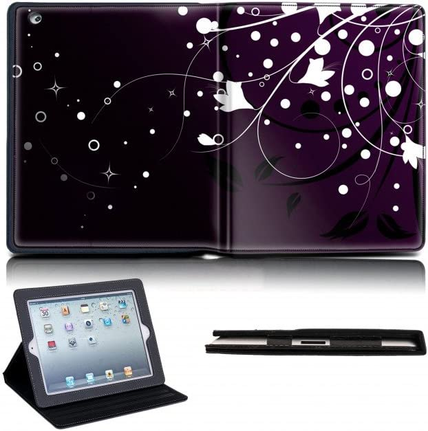 iPad 3 iPad 4 MySleeveDesign iPad Leather Stand Case Cover for iPad 2 SEVERAL DESIGNS