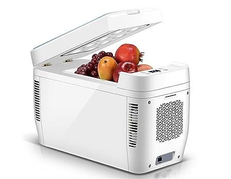 PIGE 11L 12V DC 220V AC Dual-core Refrigeración de refrigeración ...