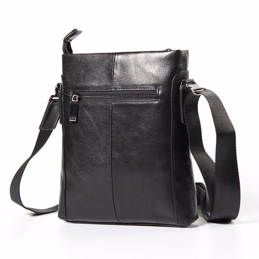 a99cb8ccbf60 Amazon.com   NHGY Men s leather shoulder bag