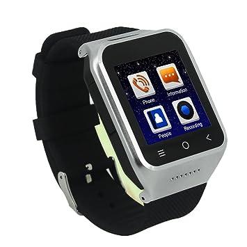ZGPAX Nuevo Reloj Inteligente Telefono Movil 3g Android 4.4 ...