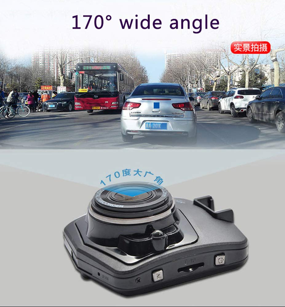 ZYWX-Full-HD-1080P-23-Inch-Car-Video-Recorder-170-Wide-Angle-Loop-Recording-All-Day-Monitoring-Night-Vision