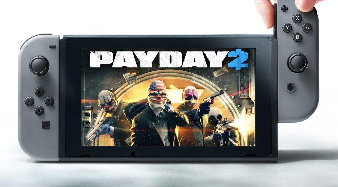 Payday 2 - Nintendo Switch [Importación alemana]: Amazon.es: Videojuegos
