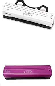 Atlas AS-LM2-P42D3-WE A4 Laminating Machine, 240V, Assorted