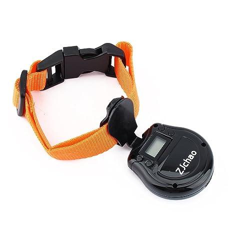 Yosoo USB Digital Pet Collar Pet Cámara Cam Cámara Grabadora de vídeo Monitor para perros gatos