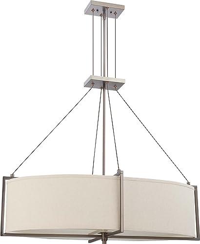 Nuvo Lighting 60/4456 Six Light Portia Oval Pendant