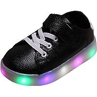 Hibote Ragazzi del Bambino Ragazze LED Scarpe