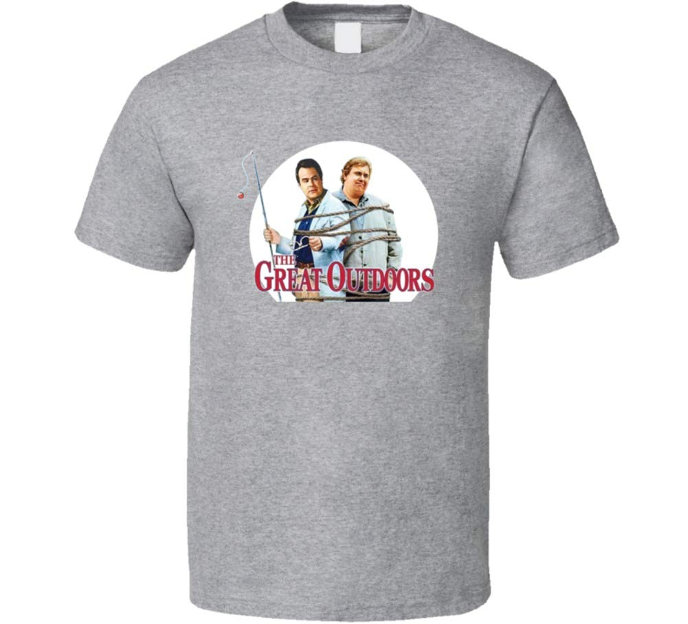 The Great Outdoors John Candy Retro 80s Comedy Funny T Shirt 3896