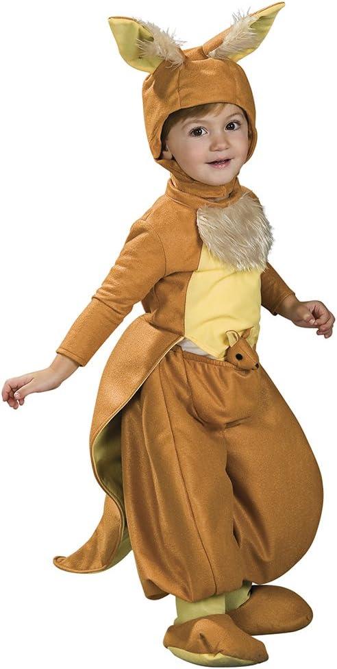 Rubies - Disfraz de canguro Jumpy para niño, talla bebé 1-2 años ...