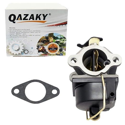 QAZAKY Reemplazo de carburador para Tecumseh 640065 640065A 11HP ...