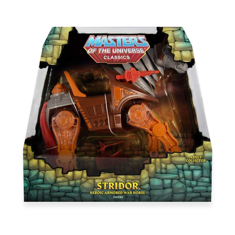 Super7 Masters of The Universe Classics Collector's Choice Actionfigur Stridor 25 cm
