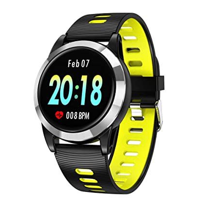 1.3 Large OLED Screen Smart Watch Health Fitness Tracker Heart Rate Monitor Sports Smart