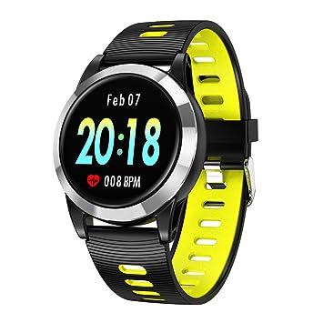 STRIR Smartwatch con Pulsómetro,Impermeable IP68 Reloj inteligente,Fitness Tracker con cronómetro, Monitor