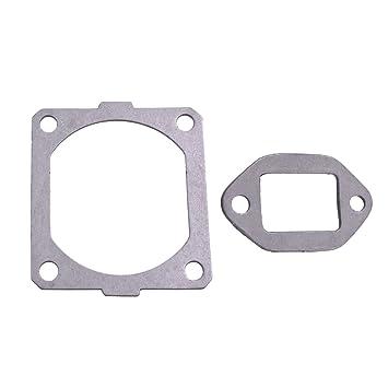 STIHL 066,065,MS650,MS660 Cylinder//Muffler//Crankcase Gasket Set