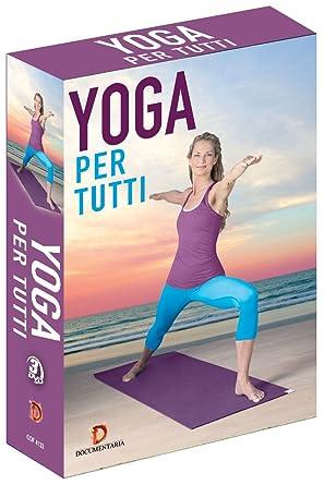 Yoga Per Tutti (Cofanetto 3 DVD) [Italia]: Amazon.es ...
