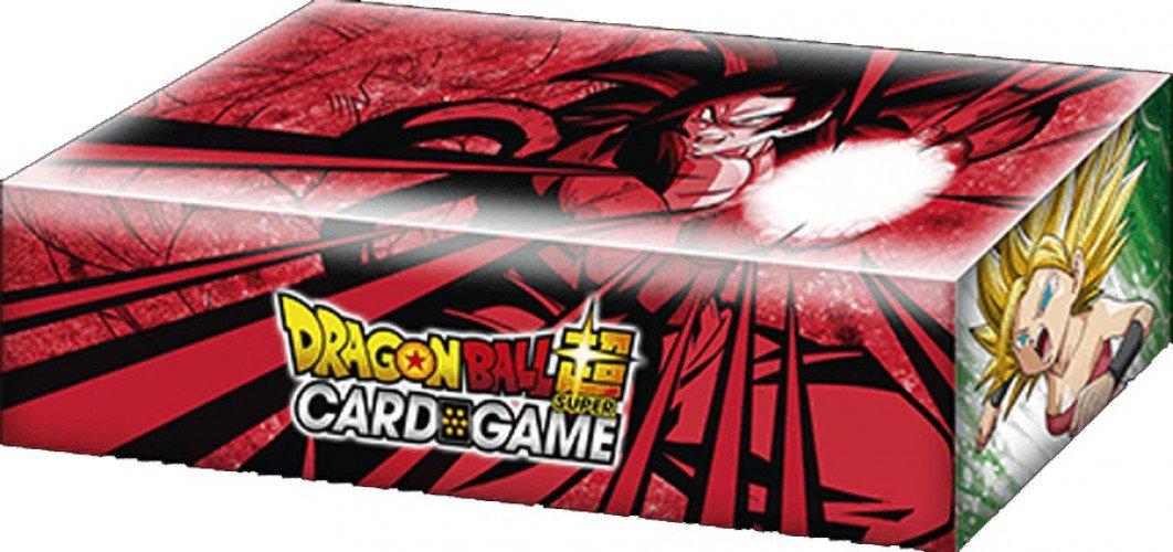 Dragon Ball Z Super Galactic Battle TCG Draft Box 02 - English