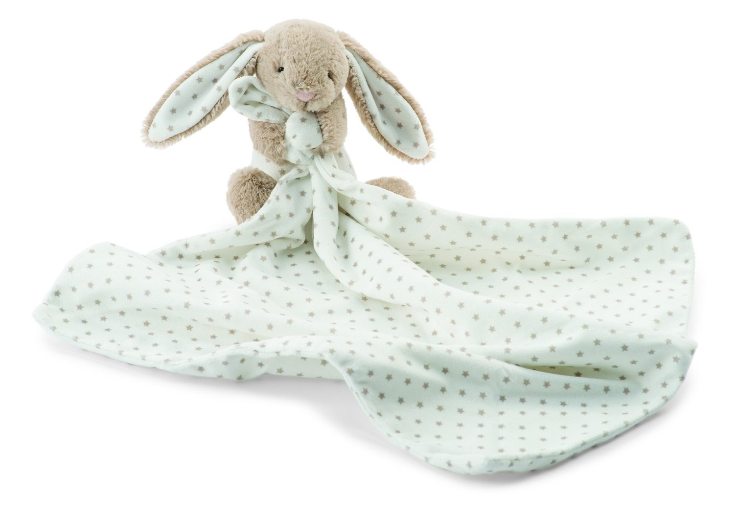 Jellycat Starry Bunny Soother STS4B