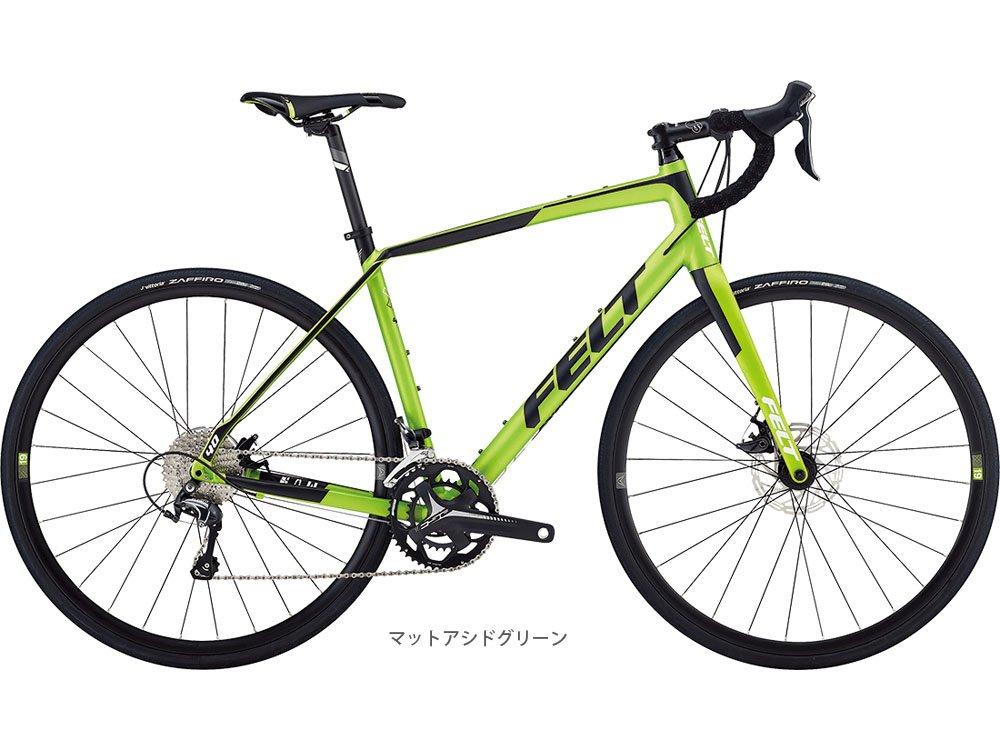 FELT(フェルト) 2017 VR40 (Tiagra 2x10s) ロードバイク マットアシドグリーン B01LWRJQNG 470