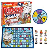 Educational Game - Noggin Playground's Pirates Snakes and Ladders - Early Learning Math Game for Young Kids