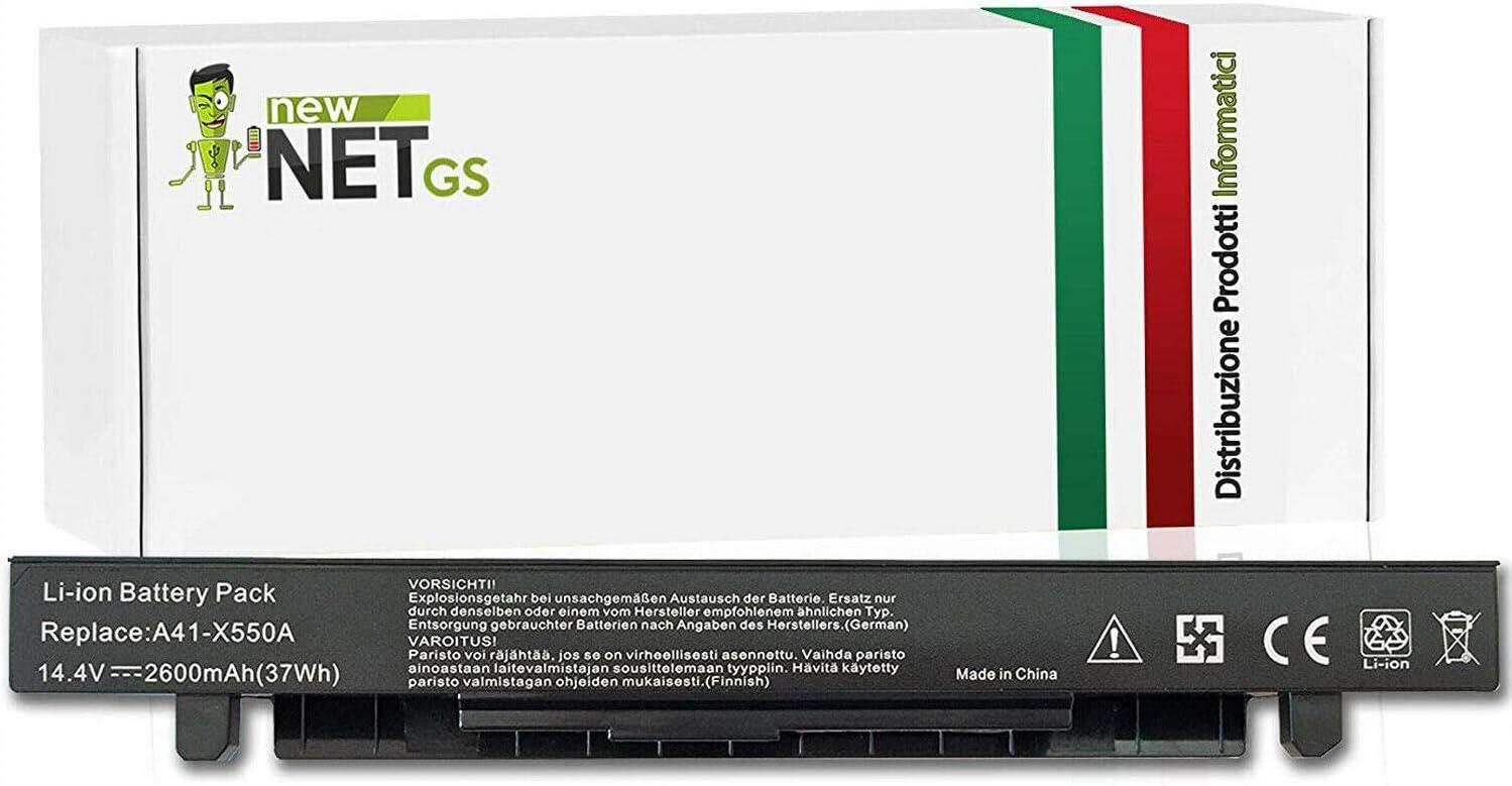 Batería para Asus Newnet 14.4: Amazon.es: Electrónica