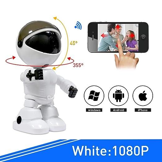HWUKONG BabyMonitor, cámara para teléfono de 1080PHD, cámara de ...