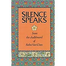 silence speaks baba hari dass pdf