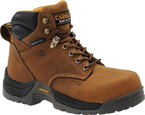537014e5b96 Carolina Boots: Women's Waterproof Composite Toe Boots CA1620