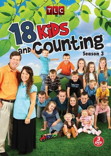 18 Kids & Counting Season 3 by Discovery Comm