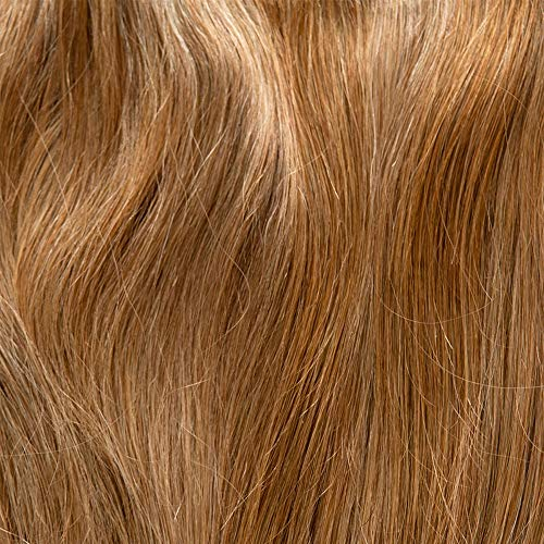 Golden Chloe (Dirty Blonde 18+Carmel Blonde 27) Clip in Hair Extensions - 100% Remy Human Hair by Estelle's Secret, 20