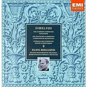 Sibelius: The Complete Symphonies / Tone Poems [Box Set]