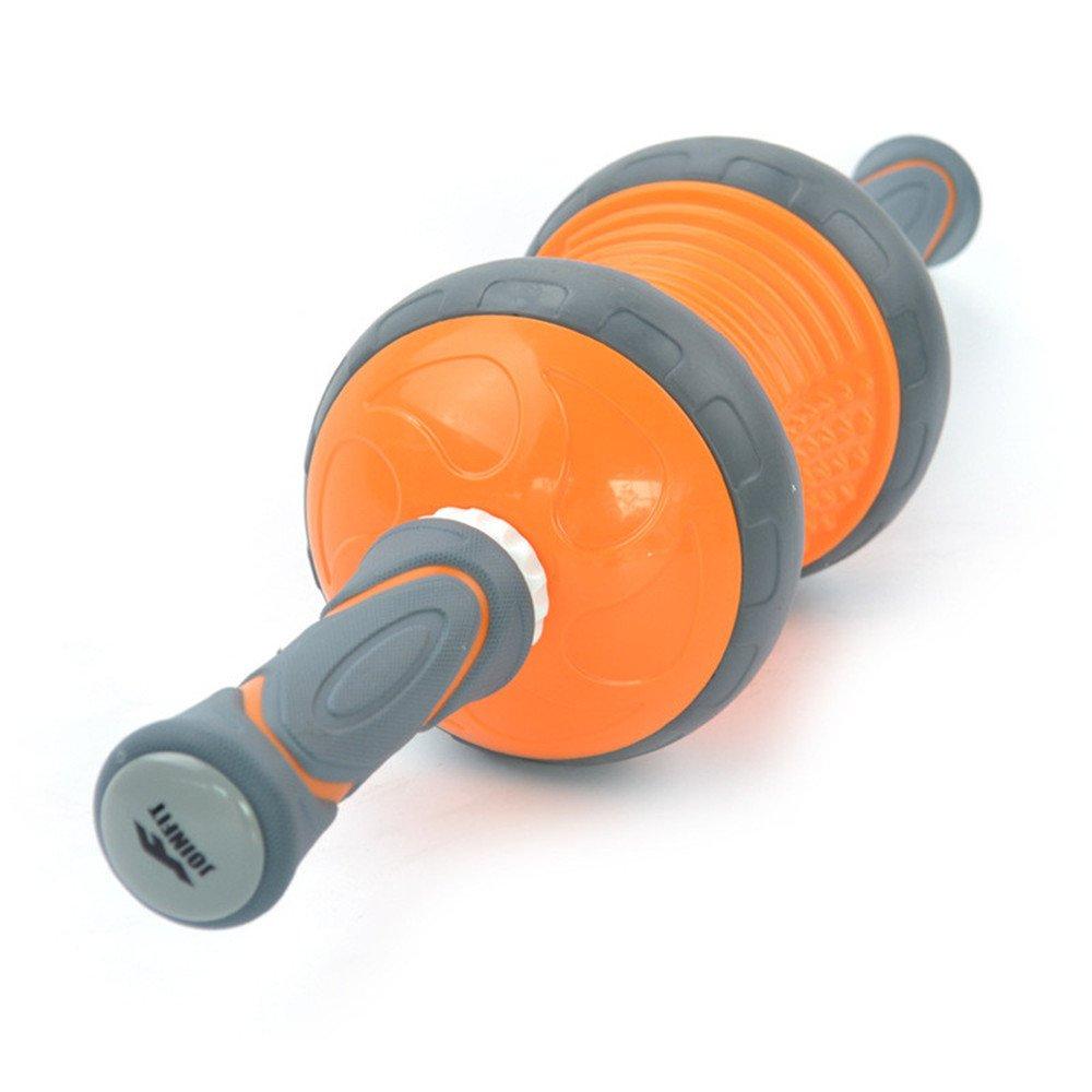 QAR Haushaltsrollenabdomenübung Abdominal- Muskeleignungs-Ausrüstungsbauchrad Bauchmuskel