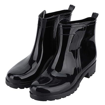 precio al por mayor gran colección diseño exquisito Mumusuki Botas de Lluvia para Mujer Zapatos de jardín ...