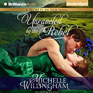 Unraveled by the Rebel Audiobook