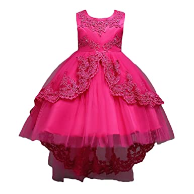 Meedot Meedot Madchen Kleider Hochzeit Blumenmadchen Kleid Kinder