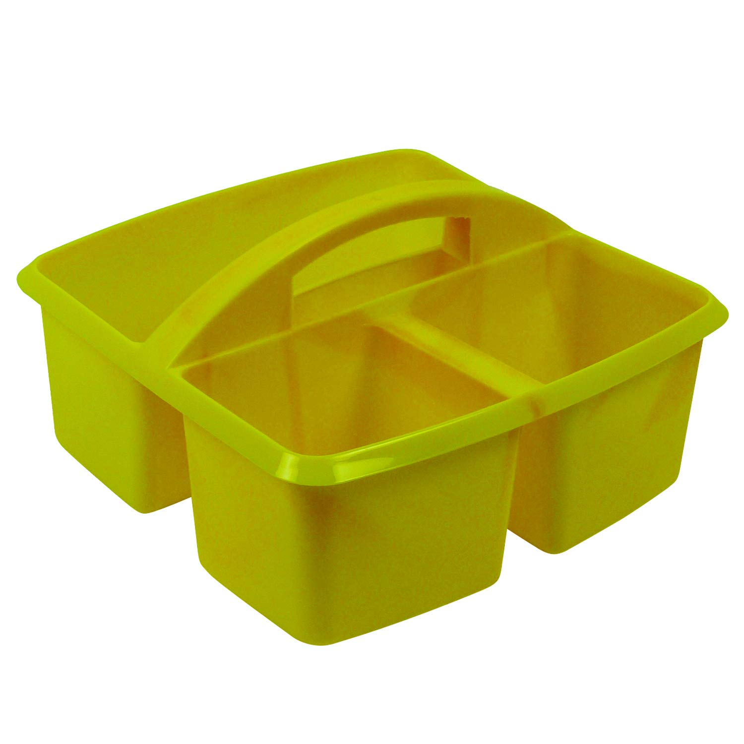 Romanoff Products ROM25903BN Small Utility Caddy, Yellow, Pack of 6