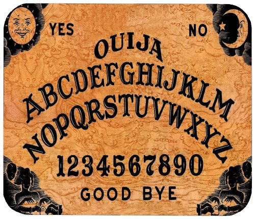 Ouija Board Game Mousepad