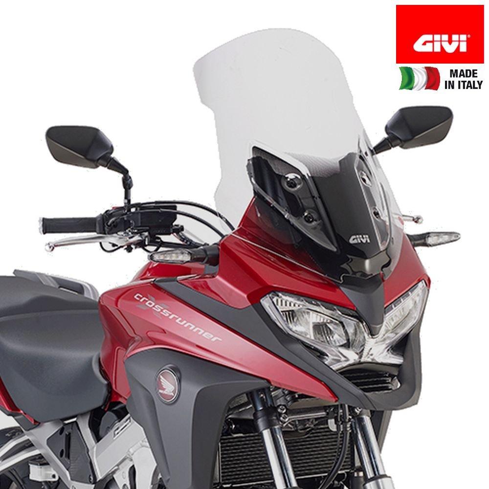 Cupolino specifico trasparente GIVI D1157ST Crossrunner 800 15  17