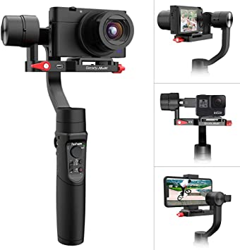 Red-eye Tripod Mount Stand Holder Compatible with DJI Osmo Mobile 3//2 Handheld Phone Holder Tripod Mount Stand Gimbal Handheld Stabilizer