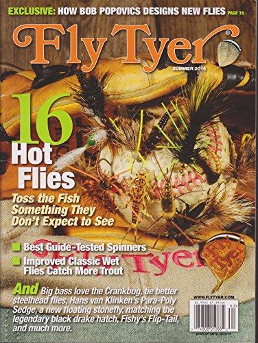 Fly Tyer Magazine Summer 2016