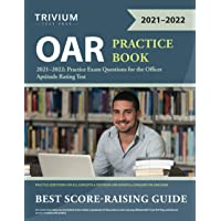 OAR Practice Book 2021-2022: Practice Exam Questions for the Officer Aptitude Rating Test
