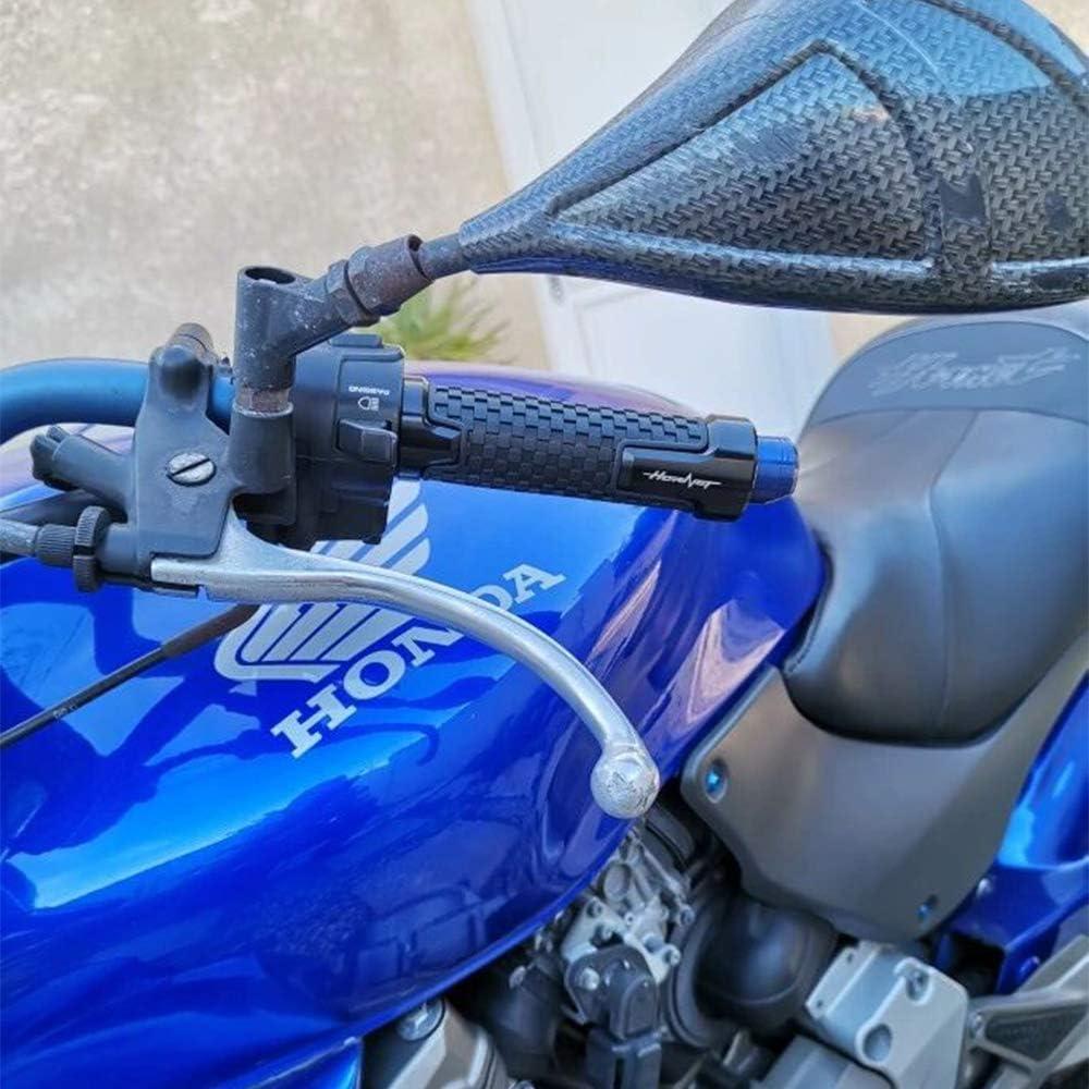 Antid/érapant Moto 22mm 7//8 Poign/ées de Guidon pour Honda Hornet CB600F CB900F Hornet CB 600 CB 900 Hornet 250 CB919-Rouge